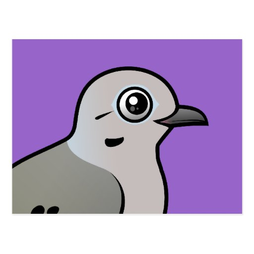 Mourning Dove Postcards