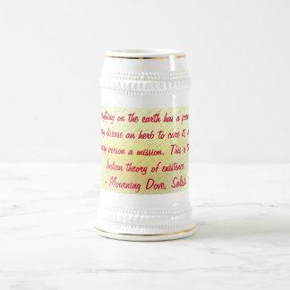 Mourning Dove stein Beer Steins