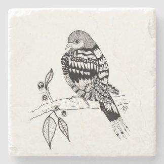 Mourning Dove Stone Coaster
