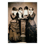 Mourning Victorians Greeting Cards