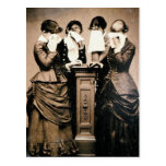 Mourning Victorians Post Card