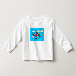 Mouse Adventure Toddler's Long-Sleeve T-Shirt
