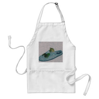 Mouse and Slipper Standard Apron