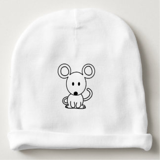 Mouse Baby Beanie