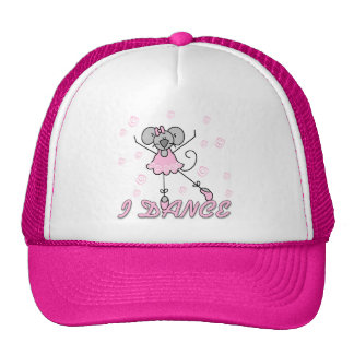 Mouse Ballet Tshirts and Gifts Trucker Hat