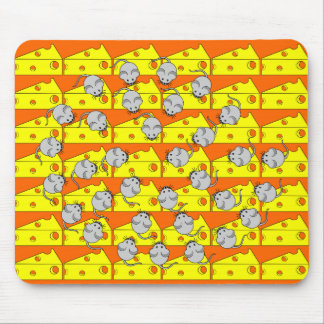 Mouse Chaos Mouse Pad