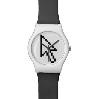Mouse Cursor Arrow Graphic Watch