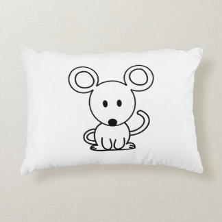Mouse Decorative Pillow