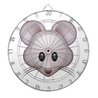 Mouse - Emoji Dartboard