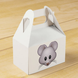 Mouse - Emoji Favor Box