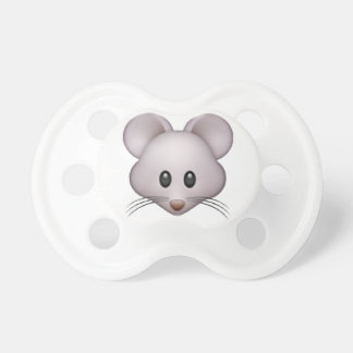 Mouse - Emoji Pacifier