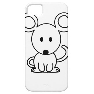 Mouse iPhone 5 Cases