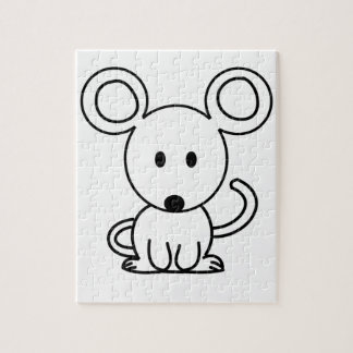 Mouse Jigsaw Puzzle