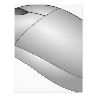 Mouse Letterhead