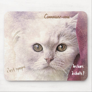 "mouse mat ""bars with cats """