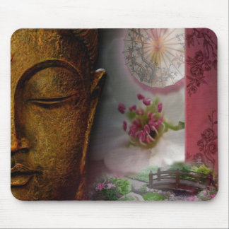 Mouse mat Buddhism