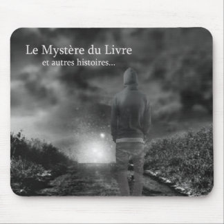 Mouse mat Mystery of the Book