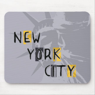 Mouse mat NYC Mouse Pad
