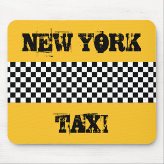 Mouse mat Taxi Mouse Pad