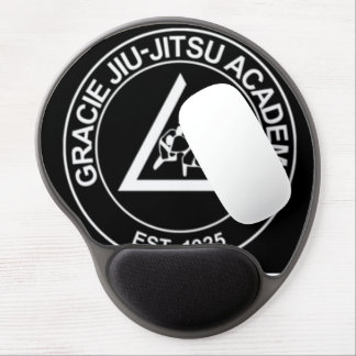 Mouse measured Brazilian jiu-jitsu Gel Mouse Pad