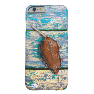 MOUSE ON DRIFTWOOD by Slipperywindow Barely There iPhone 6 Case