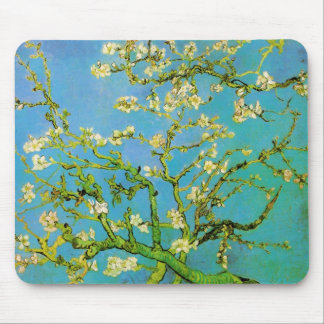 Mouse Pad - Almond tree in flower