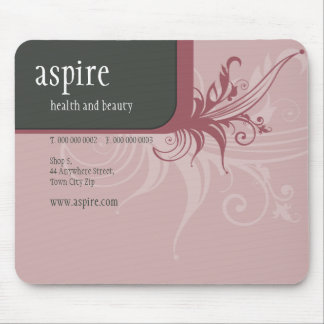 MOUSE PAD :: aspired flair 6
