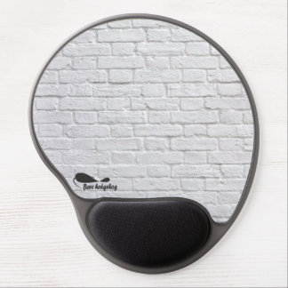 Mouse Pad (Brick Wall) Gel Mouse Pad