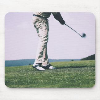 Mouse pad Golf