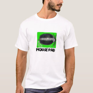 mouse pad green T-Shirt