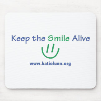 Mouse Pad - Keep the Smile Alive