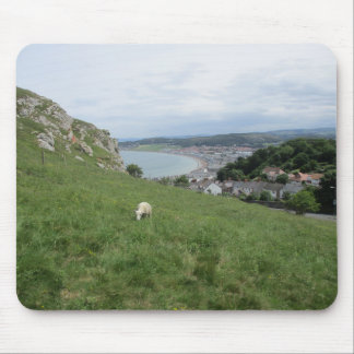 Mouse Pad / Mouse Mat With Llandudno Picture