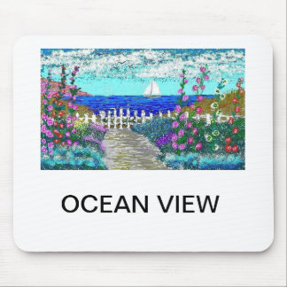MOUSE PAD - OCEAN VIEW