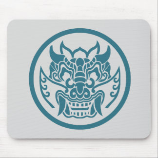 Mouse pad of pattern of ogre