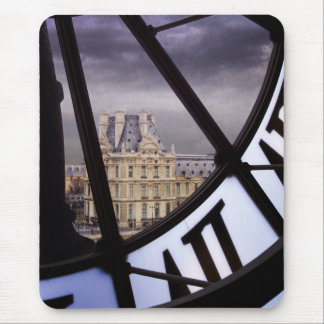 "Mouse Pad -- ""Paris Time"" by Emmett Loverde"