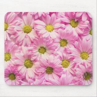 Mouse Pad - Pink Gerbera Daisies