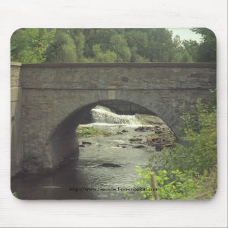 Mouse Pad~~Stone Bridge Mouse Pad