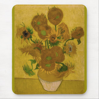 Mouse Pad - Sunflowers