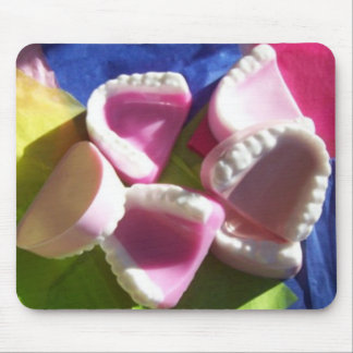 mouse pad teeth dentist