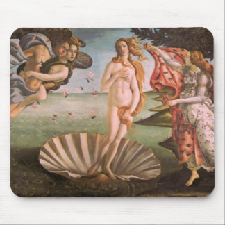 Mouse Pad - the birth of Venus