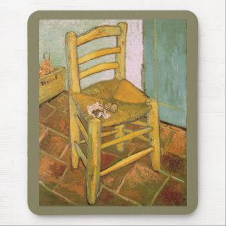 Mouse Pad - the Chair of Van Gogh