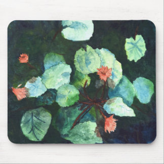Mouse Pad - Water Lilies Collection