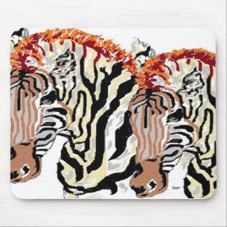 Mouse-Pad /Zebra's Mouse Pad