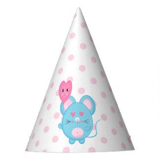 Mouse Party Hat