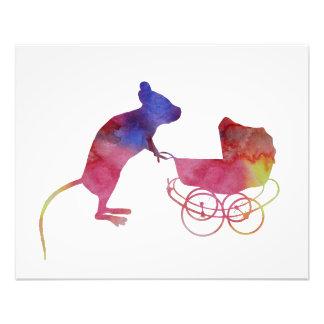 Mouse Photo Print