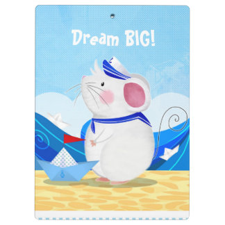 Mouse Sailor clipboard
