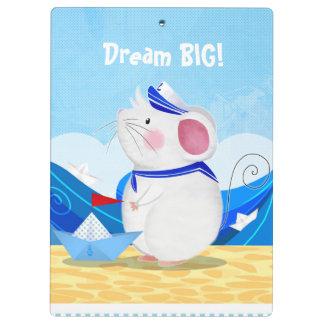 Mouse Sailor clipboard