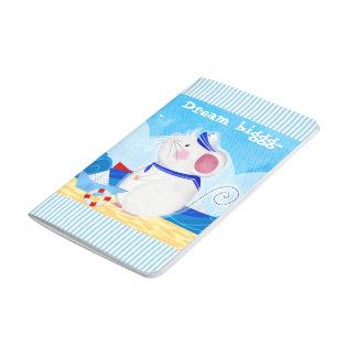 Mouse Sailor pocket journal