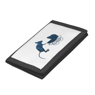 Mouse Tri-fold Wallets