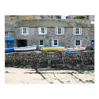 Mousehole, Cornwall, England Postcard